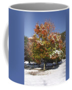 Autumn Snow Coffee Mug