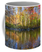 Autumn Stream Coffee Mug