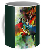 Autumn Streamside 030212 Coffee Mug