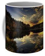 Autumn Sunset 2 Coffee Mug