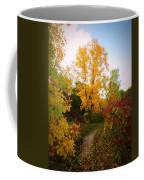 Autumn Trail Coffee Mug