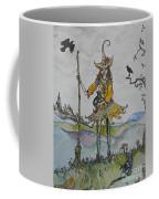 Autumn Witch Coffee Mug