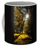 Autumnal Morning Coffee Mug