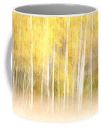 Autumns Abstract Coffee Mug