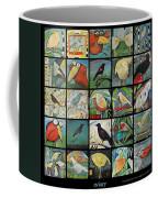 Aviary Poster Coffee Mug
