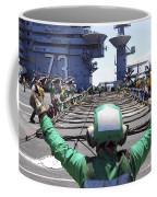 Aviation Boatswain's Mate Signals Coffee Mug
