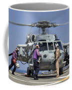 Aviation Boatswain's Mates Run Coffee Mug