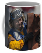 Aviation Boatswains Mate  Carrying Coffee Mug