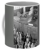 Aviation Cadets Check Flight Boards Coffee Mug