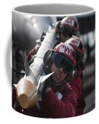 Aviation Ordnancemen Carry An Coffee Mug