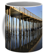 Avila Beach Pier California 2 Coffee Mug