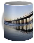 Avila Beach Pier California 3 Coffee Mug