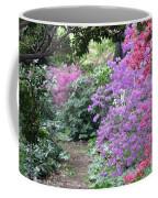 Azalea Trail Coffee Mug