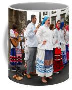 Azorean Folk Music Group Coffee Mug