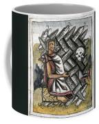 Aztec: Life And Death Coffee Mug