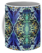 Azuraz Candle Tiled Coffee Mug