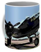 B-25 Bomber Coffee Mug