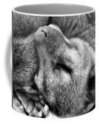 B W Slumber Coffee Mug