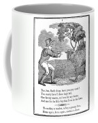 Baa, Baa, Black Sheep, 1833 Coffee Mug by Granger