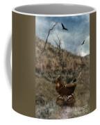 Baby Buggy In Wilderness Coffee Mug