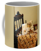 Baby Doll In Crib Coffee Mug