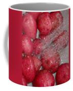 Baby Reds With A Splash Coffee Mug