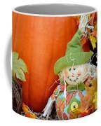 Baby Scarecrow Coffee Mug