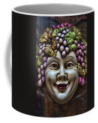 Bacchus God Of Wine Coffee Mug