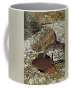 Back Half Of Old Plow Coffee Mug