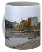 Back Of Warehouse Cold Storage 1 Coffee Mug