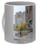 Back Of Warehouse Loading Dock 2 Coffee Mug