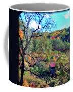 Back Road Barn Coffee Mug