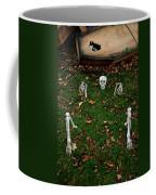 Back Yard Bone Yard Coffee Mug by LeeAnn McLaneGoetz McLaneGoetzStudioLLCcom