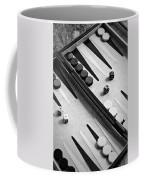 Backgammon Coffee Mug by Joana Kruse
