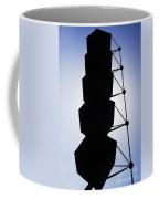 Backlight Structure Coffee Mug