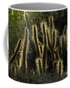 Backlit Cactus Coffee Mug