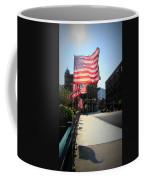 Backlit Flag Coffee Mug