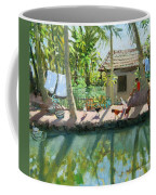 Backwaters India  Coffee Mug