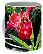 Backyard Red Beauty Coffee Mug