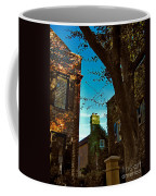 Backyard View Charleston Sc Coffee Mug