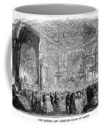 Baden-baden: Salon, 1858 Coffee Mug