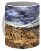 Badlands Of South Dakota Coffee Mug