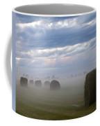 Bails In Fog Coffee Mug