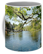 Bakewell Riverside - Through The Branches Coffee Mug