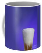 Baking Soda Reacting With Vinegar Coffee Mug by Photo Researchers, Inc.