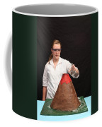 Baking Soda Volcano 1 Of 4 Coffee Mug