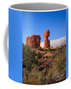 Balance Rock I Coffee Mug