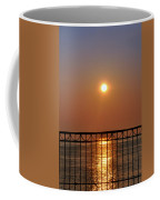 Balcony Sunrise Coffee Mug