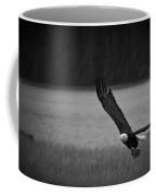Bald Eagle Take Off Series 5 Of 8 Coffee Mug
