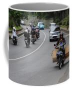 Balinese Transportation Coffee Mug